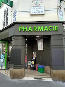 Pharmacie Carrier - Pharmacie - Paris