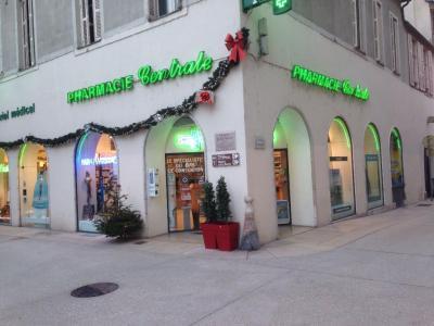 Pharmacie Centrale - Pharmacie - Dijon
