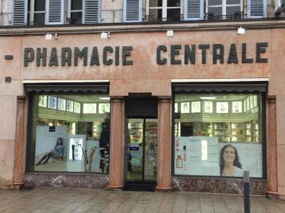 Pharmacie Centrale - Pharmacie - Pontarlier