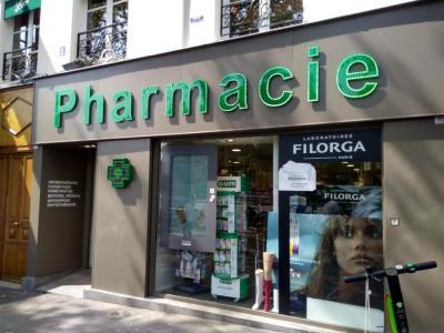 Pharmacie Centrale de la bastille - Pharmacie - Paris