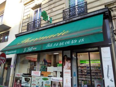 Pharmacie Centrale Jules Joffrin - Pharmacie - Paris