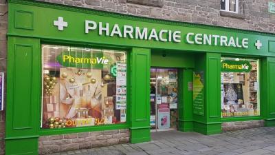 Pharmacie Centrale La Collégiale Sarl - Pharmacie - Guérande