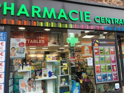 Pharmacie Centrale Seleurl - Pharmacie - Villeneuve-le-Roi