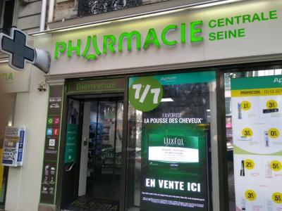 Pharmacie Centrale Seine - Pharmacie - Paris