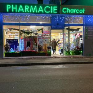 Pharmacie Charcot - Pharmacie - Sainte-Foy-lès-Lyon