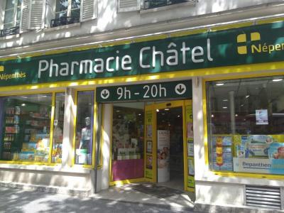 Pharmacie Chatel - Pharmacie - Paris