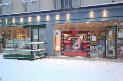 Cluzel Christophe - Pharmacie - Versailles