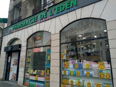Pharmacie De L'Eden - Pharmacie - Paris