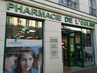 Pharmacie De L'Eglise - Pharmacie - Montrouge