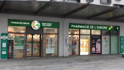 Giphar - Pharmacie - Biarritz