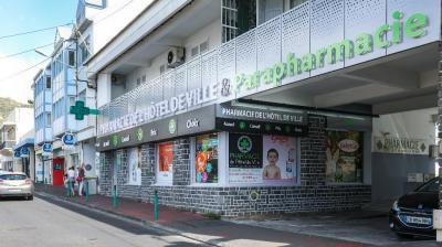 Pharm HV - Pharmacie - Saint-Denis