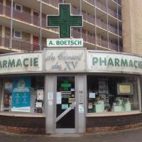 Pharmacie du Conseil des Quinze - STRASBOURG