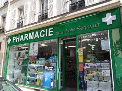 Nicolas Mathieu - Pharmacie - Paris