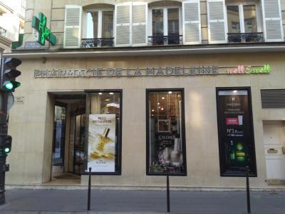Pharmacie De La Madeleine - Pharmacie - Paris