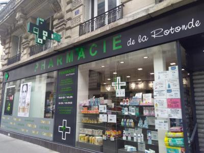 Pharmacie De La Rotonde - Pharmacie - Paris