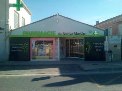Pharmacie De Sainte Marthe - Pharmacie - Marseille