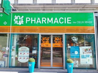 Pharmacie Des 2 Rives - Pharmacie - Nancy