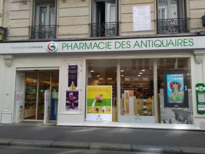 Pharmacie Des Antiquaires - Pharmacie - Paris