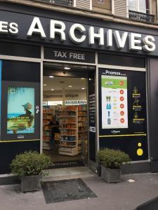 Pharmacie des Archives - Pharmacie - Paris