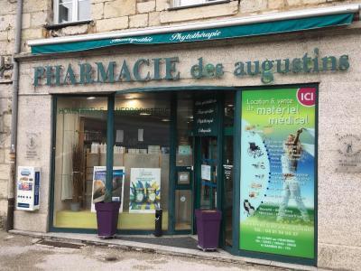 Pharmacie Des Augustins - Pharmacie - Pontarlier