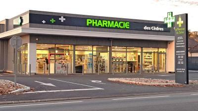 Pharmacie Des Cedres - Pharmacie - Brive-la-Gaillarde