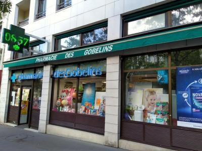 Pharmacie Des Gobelins - Pharmacie - Paris
