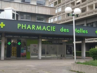 Pharmacie Des Halles - Pharmacie - Lyon