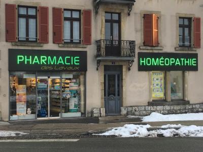 Pharmacie Des Lavaux - Pharmacie - Pontarlier