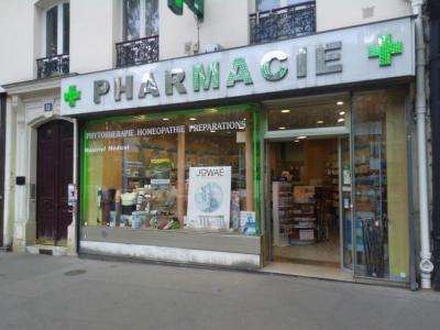 Pharmacie des Lions - Pharmacie - Paris