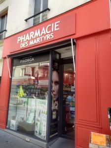 Pharmacie Des Martyrs - Pharmacie - Paris
