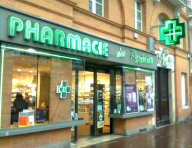 Pharmacie Des Pyrenees - Pharmacie - Toulouse