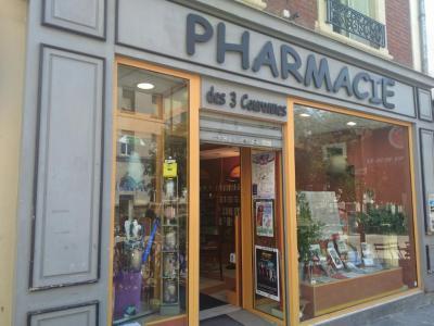 Pharmacie Des Trois Couronnes - Pharmacie - Paris