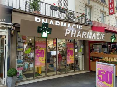 Pharmacie Dinton - Pharmacie - Paris