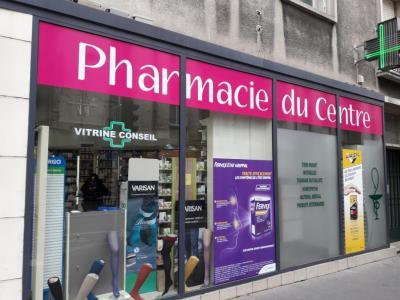 Pharmacie Du Centre - Pharmacie - Tours