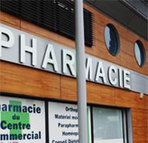 Pharmacie Du Centre Commercial - Pharmacie - Salon-de-Provence