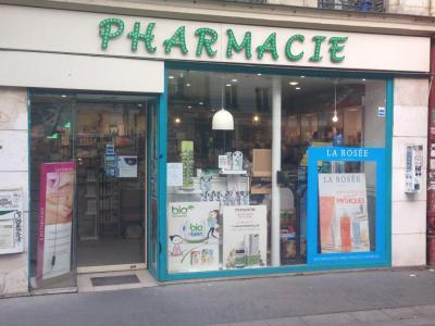 Pharmacie Du Cirque D'Hiver - Pharmacie - Paris