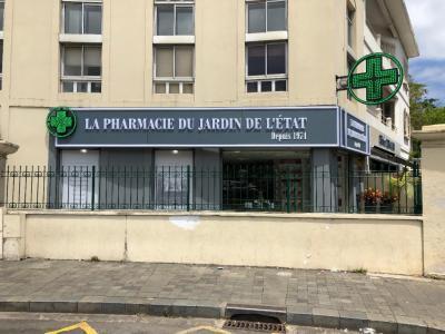 Pharmacie Du Jardin De L'Etat - Pharmacie - Saint-Denis