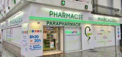 Pharmacie Du Marcadieu - Pharmacie - Tarbes