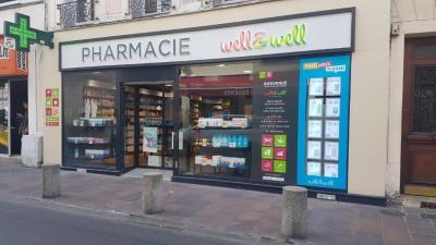 Pharmacie du Marché well&well - Pharmacie - Nanterre