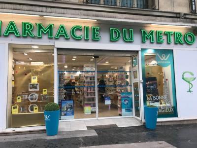 Pharmacie Du Métro - Pharmacie - Boulogne-Billancourt
