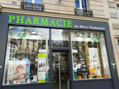 Pharmacie Du Metro Parmentier - Pharmacie - Paris