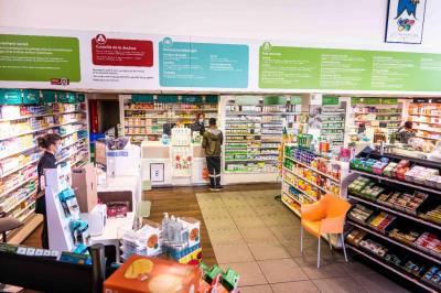 Pharmacie Du Parc Olympique SARL - Aromathérapie - Albertville