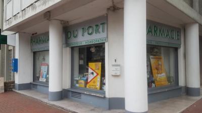Pharmacie Du Port - Pharmacie - Boulogne-sur-Mer