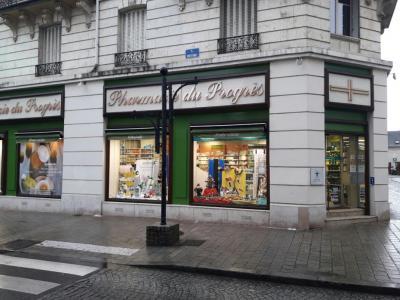 Pharmacie Du Progrès - Pharmacie - Bourges