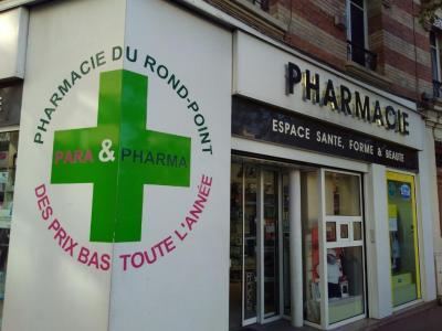Pharmacie Du Rond Point - Pharmacie - Montrouge