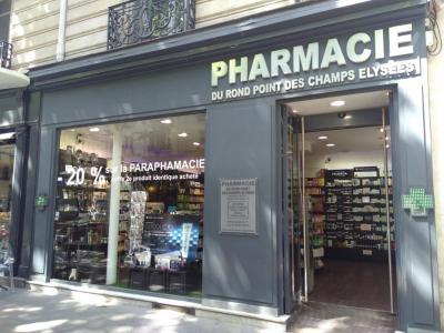 Pharmacie Du Rond Point Des Champs Elysées - Pharmacie - Paris