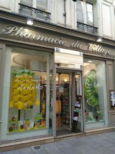 Pharmacie Du Village - Pharmacie - Paris