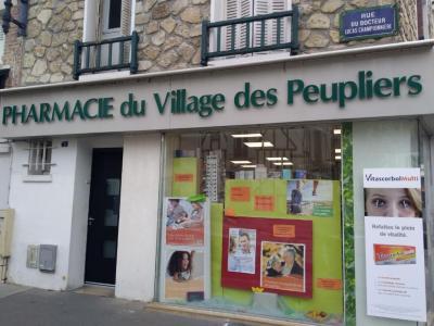 Pharmacie du Village des Peupliers - Pharmacie - Paris