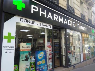 Pharmacie Ducart Landriau Selarl - Pharmacie - Paris