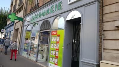 Pharmacie Dupont - Pharmacie - Versailles